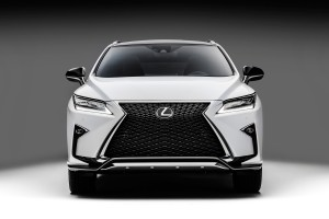 2016-Lexus-RX-350-White-Color-Front-Design