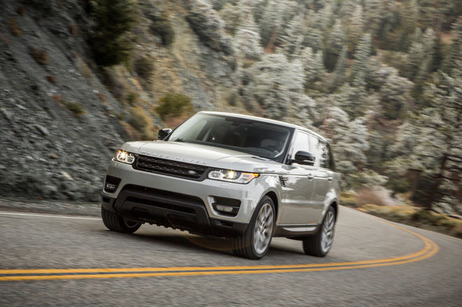 2015-Land-Rover-Range-Rover-Sport-front-end-in-motion-2