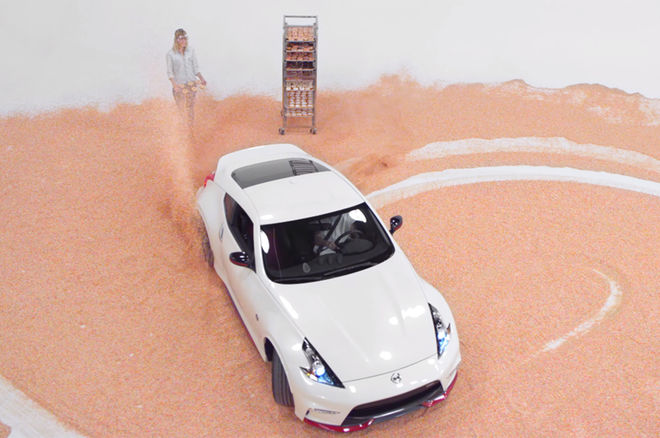 Nissan-370Z-NISMO-NationalDonutDay-screen-shot