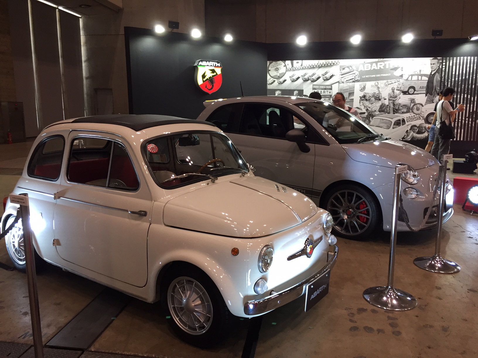 Fiat Abarth 595 Berlina