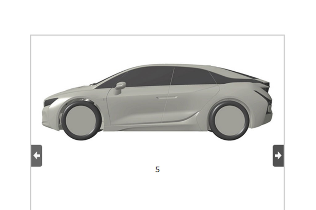 possible-bmw-i5-patent-drawing-profile