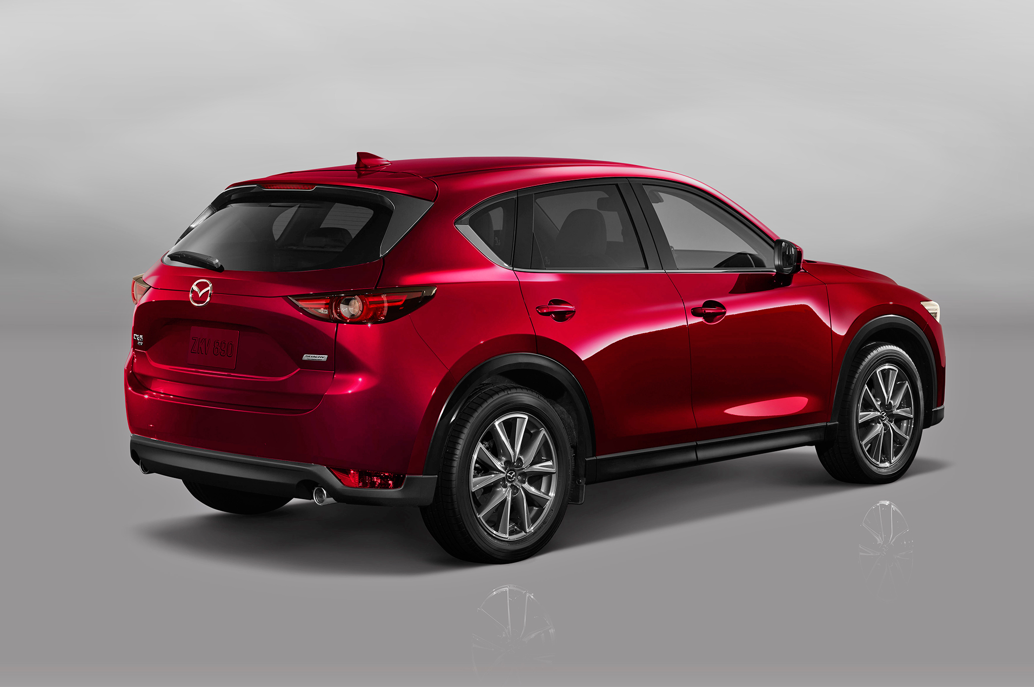 2017-mazda-cx-5-rear-three-quarter