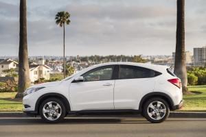 2016 Honda HR-V (Photograph by Brian Brantley, ©2016)