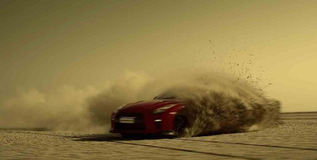 Nissan-GT-R-creates-worlds-largest-map-outline-01