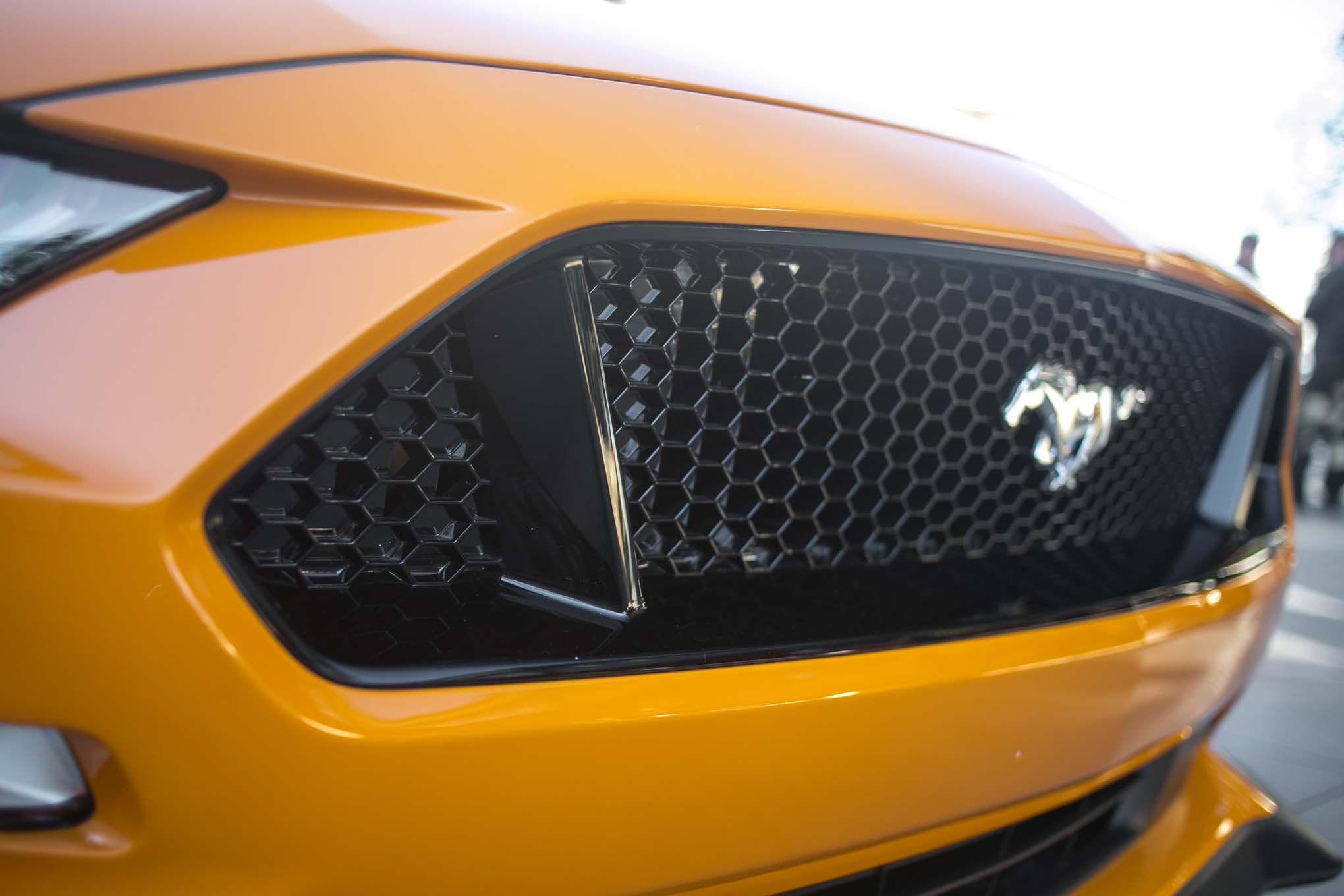 2018-Ford-Mustang-GT-V8-Performance-Pack-grille