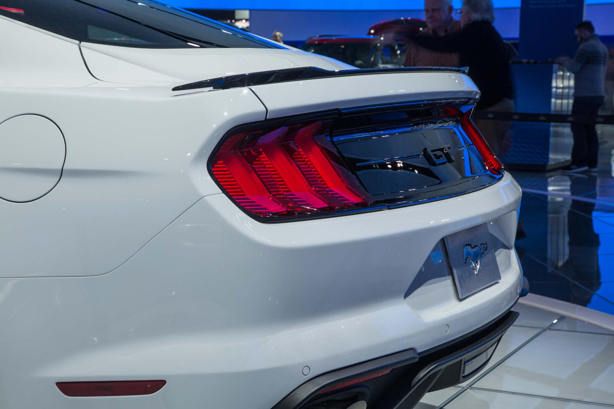 2018-Ford-Mustang-GT-rear-taillight