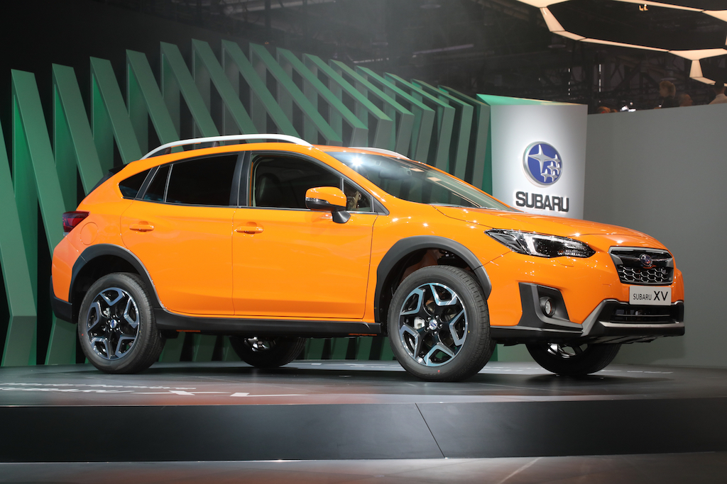 2018-Subaru-Crosstrek-Euro-Spec-front-three-quarter-02