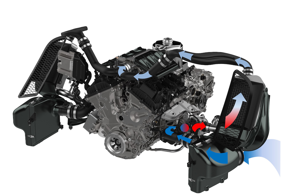 2017-Ford-GT-engine
