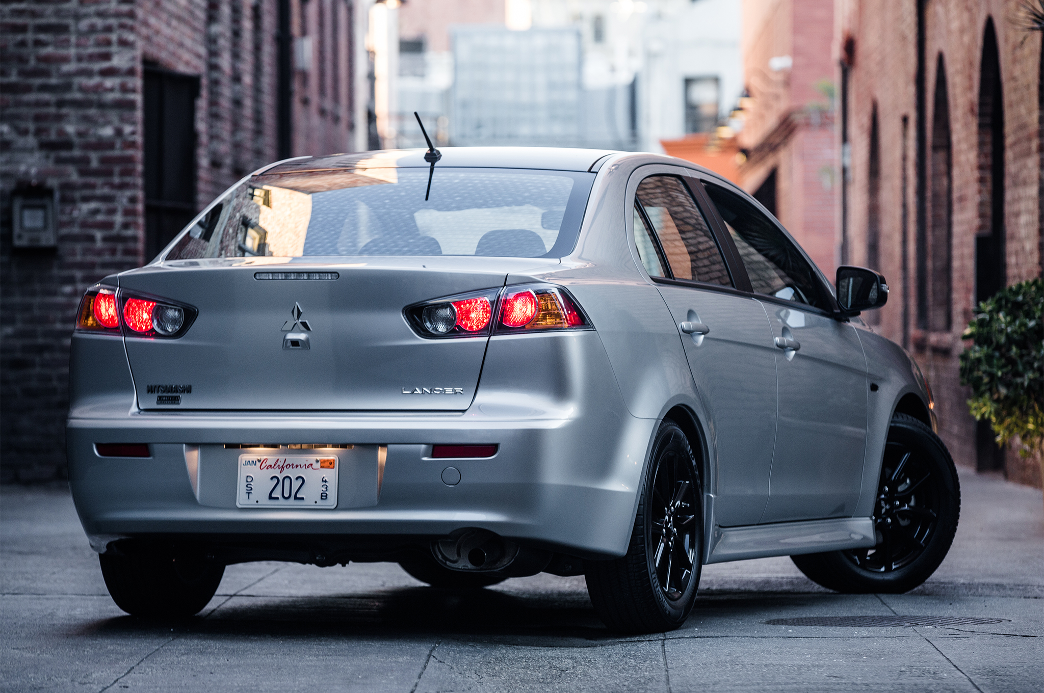 2017-Mitsubishi-Lancer-Limited-Edition-rear-three-quarter-01